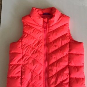 Girls Old Navy Frost after best, size 6-7.